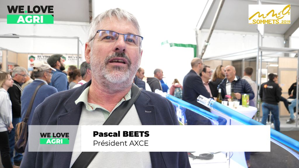 Sommet d'Or / AXCE : Eye Breed, un pistolet pour inséminer