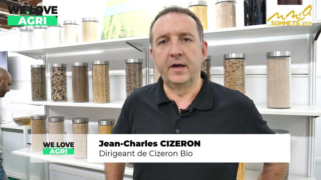 Sommet d'Or / Cizeron bio : les noyaux protéiques