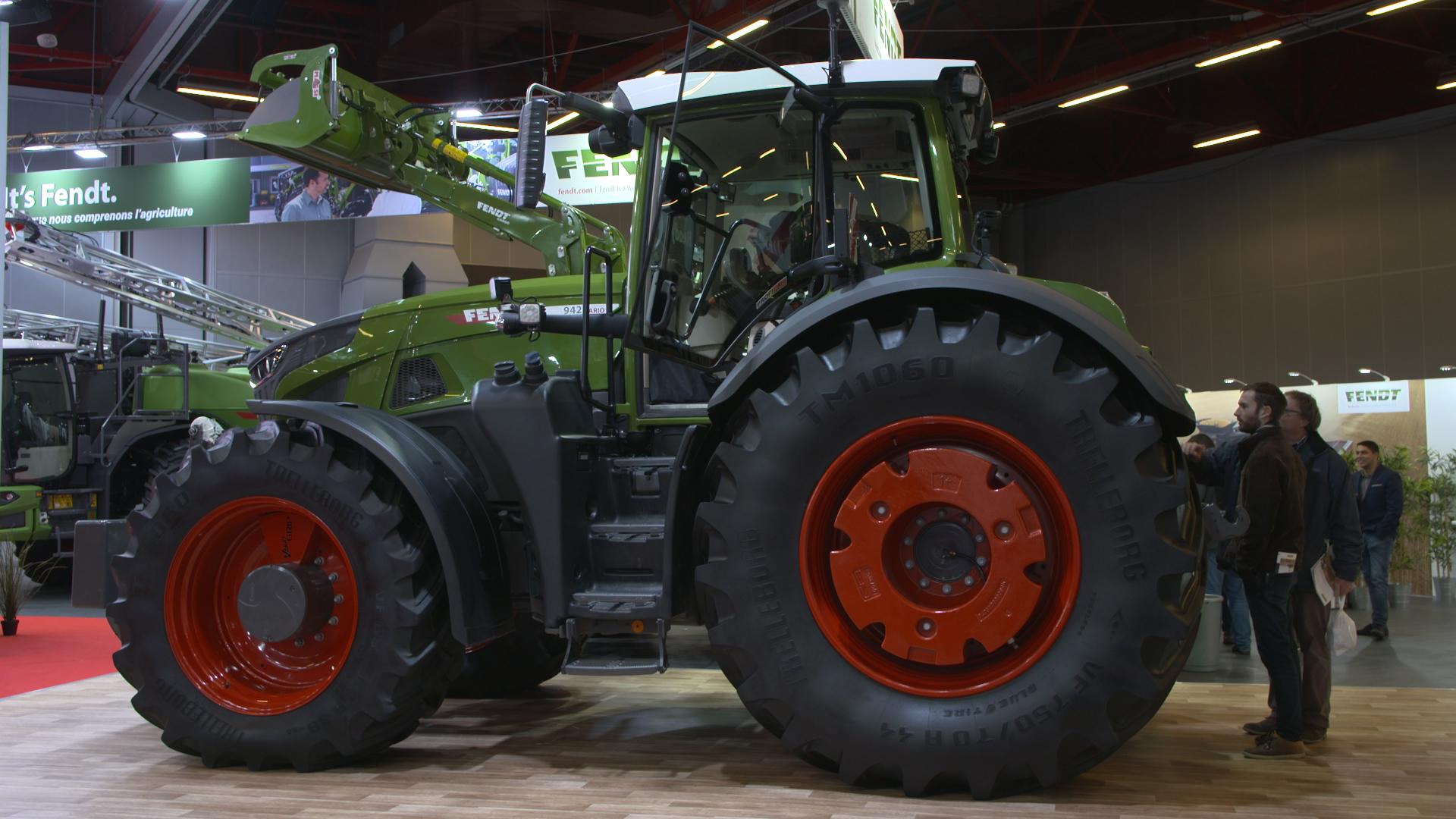 Fendt : la nouvelle génération de tracteurs 900 Vario