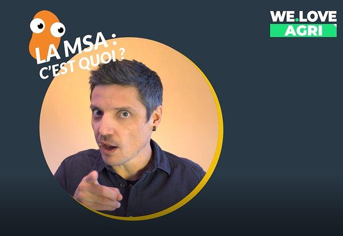 [Prends-en de la graine !] : La MSA, c'est quoi ?