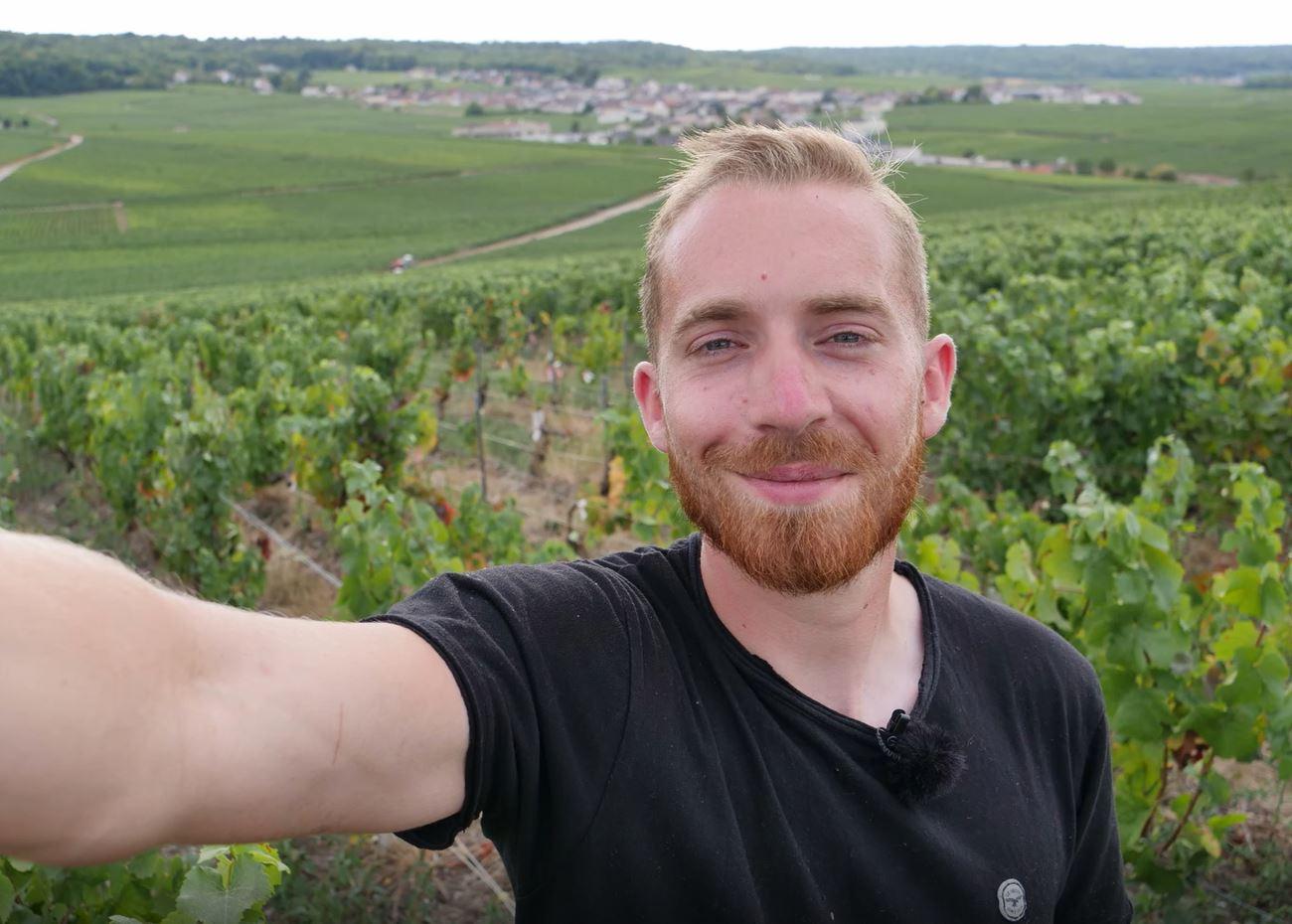 Benjamin Muller, vigneron :